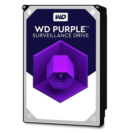 Disco Rigido WD PURPLE 4TB Surveillance