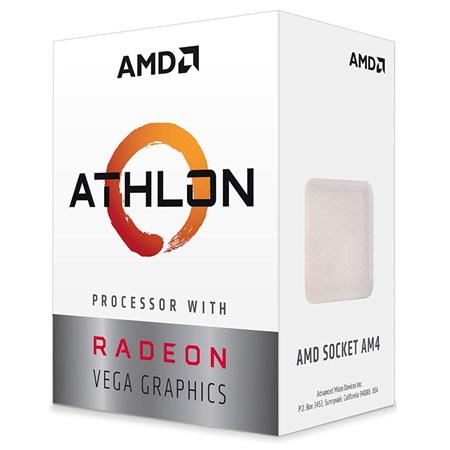 Procesador AMD Athlon 3000G AM4