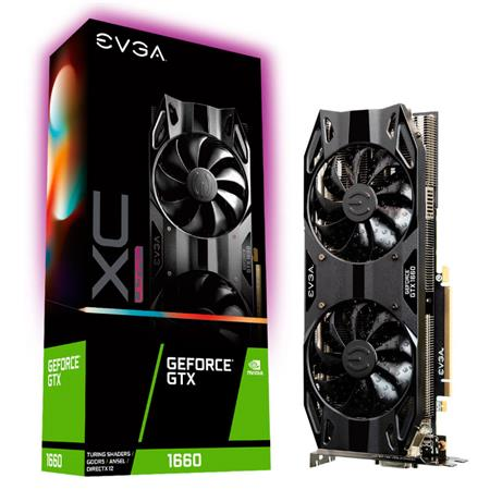 VGA EVGA GTX1660 XC ULTRA GAMING 6GB GDDR5 HDB Fan