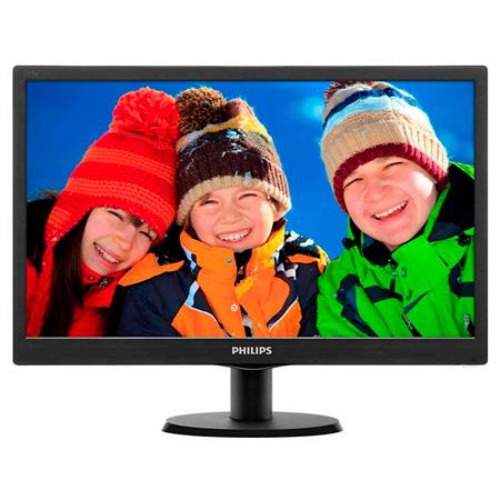"Monitor PHILIPS LED 18.5"" 193V5LHSB2/55"
