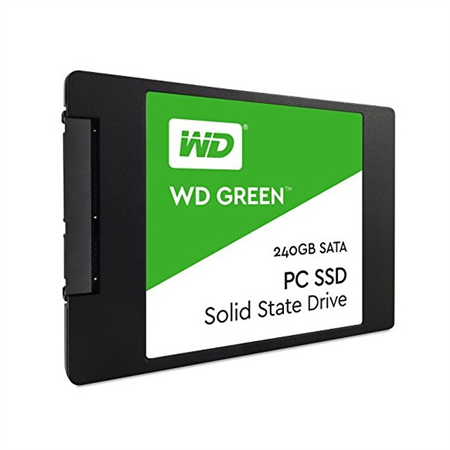 Disco SSD WD 240GB Green Sata 3