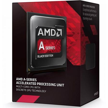 Procesador AMD A8-7670K Black Edition FM2+