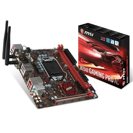 Mother MSI B250i Gaming Pro AC LGA 1151