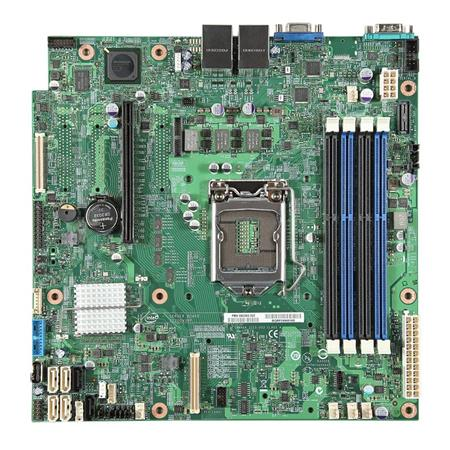 Server Board INTEL DBS1200V3RPO