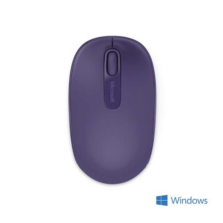 Mouse Inalámbrico MICROSOFT 1850 Purple