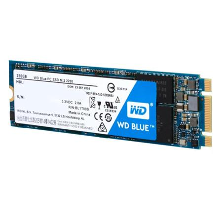 Disco SSD WD 250gb Blue M.2 Sata 3