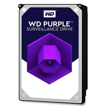Disco Rigido WD PURPLE 3TB Surveillance