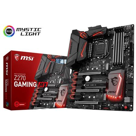 Mother MSI Z270 Gaming M7 LGA 1151