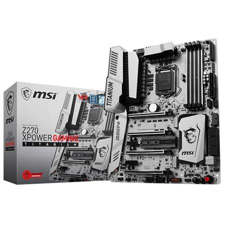 Mother MSI Z270 Xpower Gaming Titanium LGA 1151