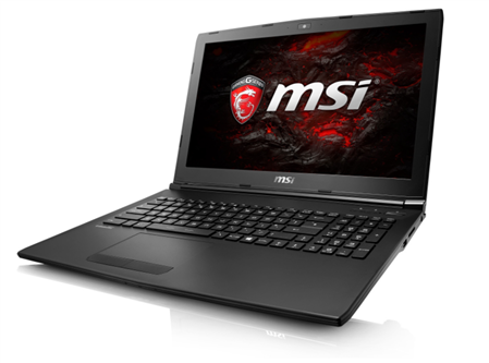 "Notebook MSI GL62M 7RDX 15.6"" Core i7"