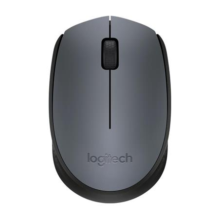 Mouse LOGITECH M170 Inalámbrico Grey