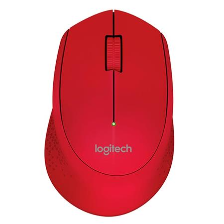 Mouse LOGITECH M280 Inalámbrico Red