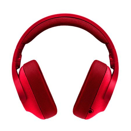 LOGITECH Gaming Headset G433 fire red