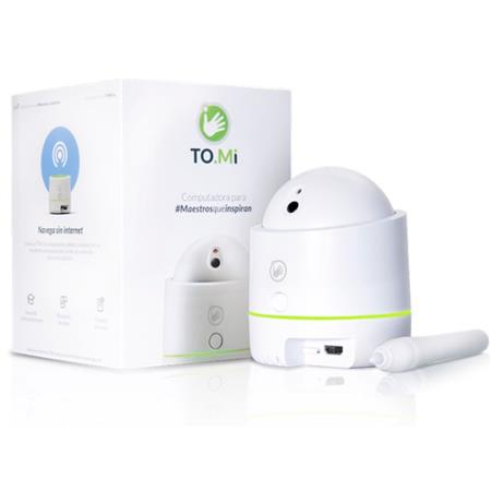 TABLERO OPTICO DE MANDO INTERACTIVO TOMI V7
